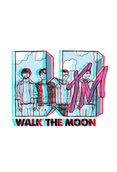 It's not a link but you should just listen to walk the moon in general