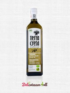 Organic Extra Virgin Olive Oil 1 lt Terra Creta  This Organic Extra Virgin Olive Oil not only bears all the positive characteristics of our products, but along with its certification of quality, it is produced from olive trees that are cultivated exclusively with traditional methods, devoid of chemical substances and fertilizers, always from the island of Crete.  BUY: http://www.deli4all.nl/collections/olive-oil/products/organic-extra-virgin-olive-oil-1-lt