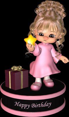 Cartoon Art, Tube, Aurora Sleeping Beauty, Cookie, Happy Birthday, Fantasy, Dolls, Disney Princess, Disney Characters