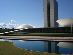 Architecture History: 50 Years of Brasilia