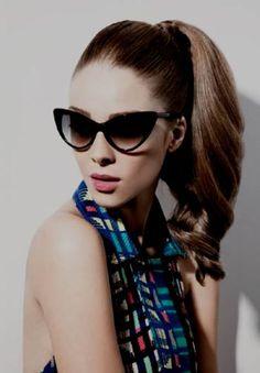Tom Ford Nikita Cat Eye Sunglasses
