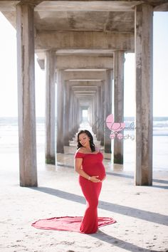 Mia Bambina Photography, San Diego Maternity Session, Maternity Photography, Beach Maternity Session, Sewtrendy Accessories, Maternity Gown