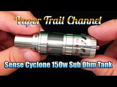 Cyclone 150w Sub Ohm Tank Review & Giveaway (Includes iStick 100w!)