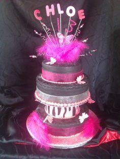 13th birthday cake x