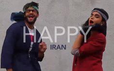 SIX JEUNES IRANIENS ARRÊTÉS APRÈS AVOIR DANSÉ SUR « HAPPY » DE PHARRELL