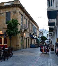 Old Town Ledra Street ~ Nicosia, Cyprus Nicosia Cyprus, Old Street, Wonderful Places, Old Town, Around The Worlds, Street View, Earth, Island, Architecture