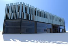 Arquitectura - Naves industriales