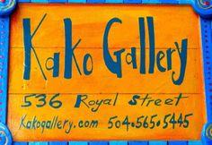 Kako New Orleans Art Gallery google24958f4cc3fd89b6.html