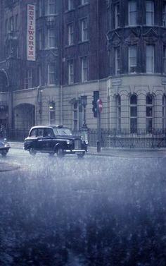 London Rain | Flickr - Photo by Ray Cunningham