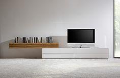 Schrankkombination | Lack Und Holz   Bei Möbel Morschett Hinterlackiertes  Glas, Tv Ständer, Wohnzimmer