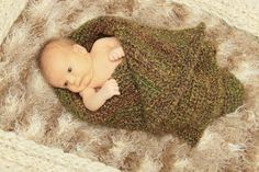 Baby Wrap by ChainedWithLuv on Etsy