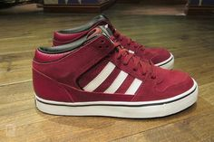 Adidas Culver Vulc.I wore these until they fell apart