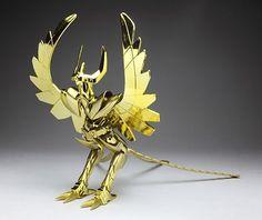 Phoenix Armor Gold
