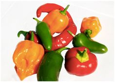 Fat Burning Benefits of Peppers!