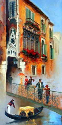 ''Pont del Paradiso'' Georges Corominas
