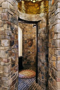 1. Old World Estate - traditional - bathroom - san diego - Elevation Architectural Studios