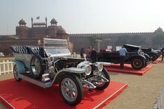 21 Gun Salute Rally - a Classic Car Event in New Delhi, India Delhi India, New Delhi, 21 Gun Salute, Rally, Antique Cars, Classic Cars, Guns, Vehicles, Vintage Cars