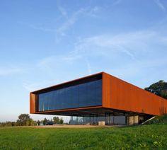 Celtic Museum by kadawittfeldarchitektur