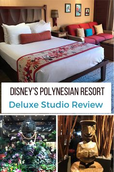 Escaping to Walt Disney World? How about escaping to the South Pacific at the same time? Find out why a Deluxe Studio Polynesian Resort room is a must-stay. Disney Cruise Tips, Disney Vacation Club, Disney Vacation Planning, Disney World Planning, Disney Vacations, Disney Trips, Family Vacations, Cruise Vacation, Vacation Destinations