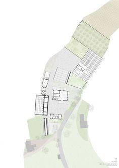 Kazi Cizarova VII  - Settlement - Ground Floor Plan