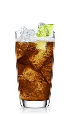 Malibu Cola - Malibu rum drinks