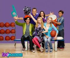 """Liv And Maddie"" Episode ""Pottery-A-Rooney"" Airs On Disney Channel September 28, 2014"