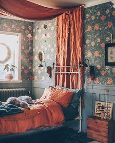 Teenage Girl Bedrooms, Girls Bedroom, Baby Bedroom, Single Bedroom, Girl Rooms, Nursery Room, Girl Nursery, Home Interior, Interior Design