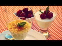 Mousse de yogurt