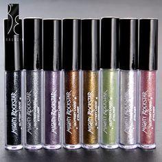 Fräulein3°8 8 Colours Glitter Shimmer Liquid Highlight Waterproof Eyeliner Set | eBay