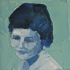 Clara Adolphs, 'Pearls' Elizabeth Peyton, Fine Art Gallery, Art Pictures, Photo Art, Portrait Ideas, Figurative, Painters, How To Paint, Human Figures