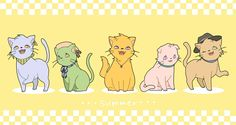 A3! - Neko!Summer Troupe Japanese Games, Natsume Yuujinchou, Pandora Hearts, Comic Games, Cute Anime Boy, Best Husband, Ensemble Stars, Light Novel, Neko