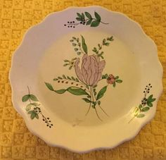 TIFFANY & CO HAND PAINTED COLLECTOR PLATE SIGNED MAJOLICA PORTUGAL WALL HANGING    eBay