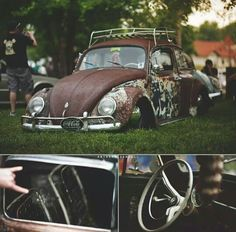 Valkswagen Beetle, Antique Cars, Antiques, Vehicles, Vintage Cars, Antiquities, Bicycle Crunches, Beetles, Antique