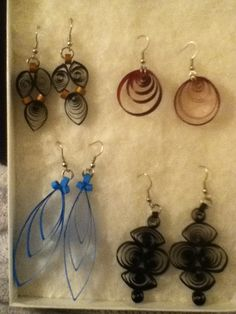quilling...jewelry