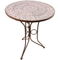 Fallen Fruits Ceramic Table