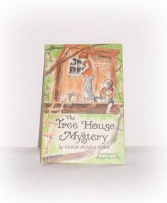 Vintage Children's Book The Tree House by SheCollectsICreate