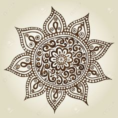 Mandala. Round Ornament Pattern. Ornamental Flowers. Vector Set.. Royalty Free Cliparts, Vectors, And Stock Illustration. Pic 25747721.
