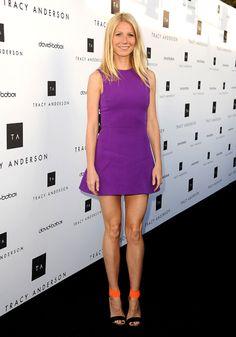 ¡Super sexy! Gwyneth Paltrow sube la temperatura en Los Ángeles - Foto 1