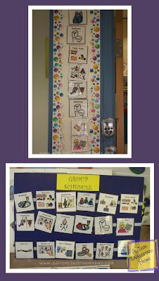 Visual Schedule Series: 5 Reasons to Use Group Schedules - Autism Classroom Resources