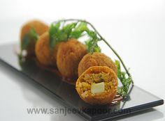 Leftover Khichadi Pakoda Recipe
