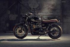 Triumph Bonneville T100 by Bunker | Bike EXIF
