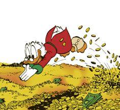 Duck Tales - Scrooge Mc.Duck