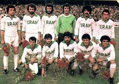Statistics: Iran [ Team Melli]