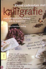 Mary Koperdraat-Buffing - Kleine cadeautjes met kalligrafie
