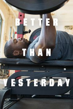 There is no best, only better. Push your limits with gear that performs. School Motivation, Training Motivation, Fitness Motivation, Daily Motivation, Fitness Quotes, Fitness Goals, Health Fitness, Running Workouts, Fun Workouts