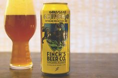 The Hop Review – Interviews & Beer Banter – BOTM - March: Finch's Hardcore Chimera