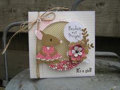 een berg kaartjes (en meer) Die Cut Cards, Pop Up Cards, Love Cards, Kids Cards, Baby Cards, Marianne Design Cards, Christmas Scrapbook, Animal Cards, Handmade Birthday Cards
