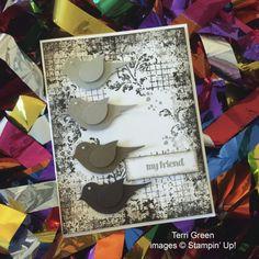 Terri Green card a