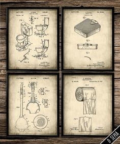 Print art vintage product wall bargain decor