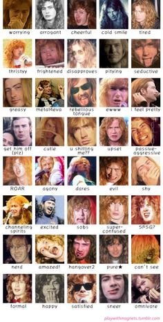 just metal things dave mustaine d just metal things